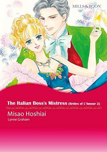 Lynne Graham - The Italian Boss's Mistress (Mills & Boon comics)