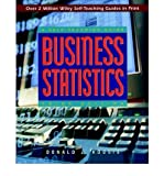 img - for [(Business Statistics: A Self-Teaching Guide )] [Author: Donald J. Koosis] [May-1997] book / textbook / text book