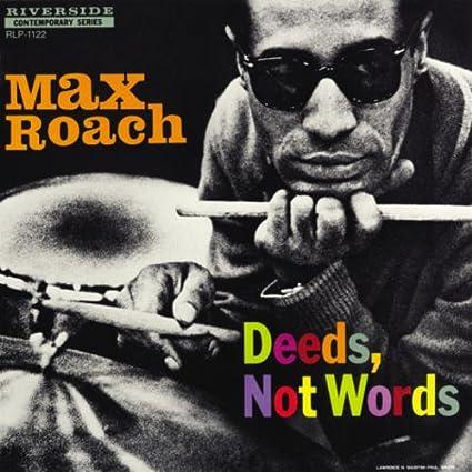 Deeds, Not Words (Vinyl)