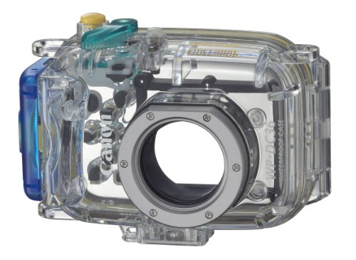 Canon WP-DC36 Waterproof Camera Case for IXUS 105 Digital Camera