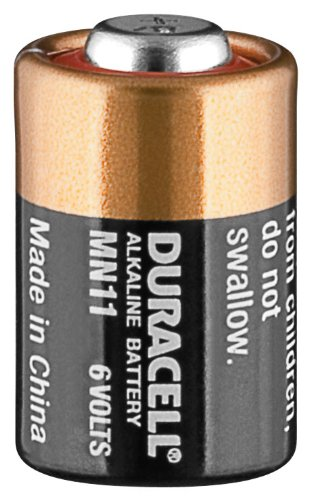 Duracell-pile alcaline-mN lR 11 11