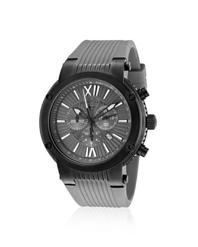 Swiss Legend Men's 10006-BB-014 Legato Cirque Grey Silicone Watch