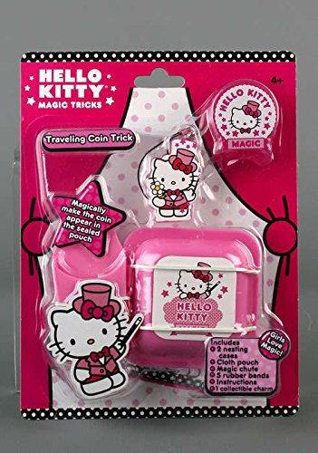 Helo Kitty Coin Trick Set