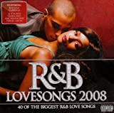 echange, troc Various - R&B Lovesongs 2008