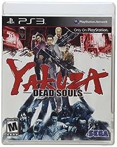 Yakuza Dead Souls - PlayStation 3 Standard Edition