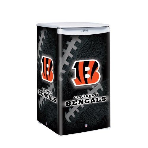 Nfl Cincinnati Bengals Counter Top Refrigerator front-493750
