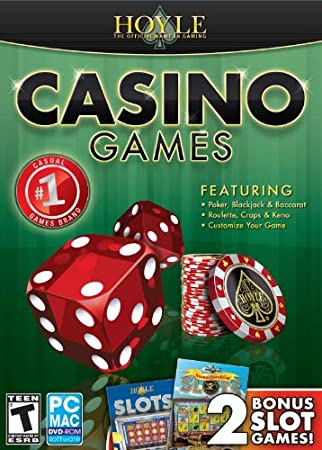 Hoyle Card Casino Games 2013