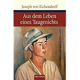 """Aus dem Leben eines Taugenichtsvon """"Joseph von Eichendorff"""""""