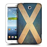 Head Case Scotland Scottish Vintage Flag Case For Samsung Galaxy Tab 3 7.0 P3200