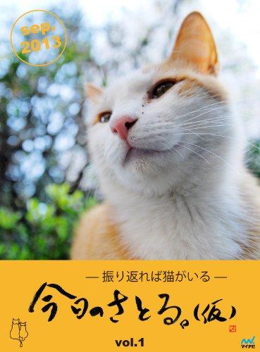 今日のさとる(仮) 〜振り返れば猫がいる〜 vol.1