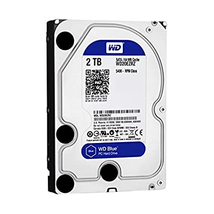 (WD20EZRZ) 2TB Internal Hard Drive