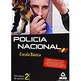 Simulacros examen II - policia nacional - escala basica (F. Cuerpos Seguridad 2013)