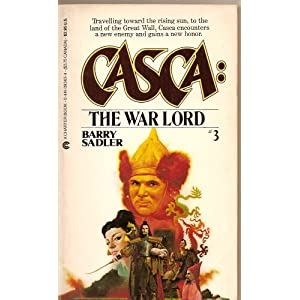 The War Lord - Barry Sadler