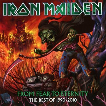 From Fear To Eternity - The Best Of 1990-2010 (2 CD) Iron Maiden EMI