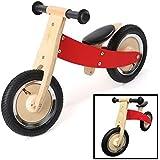 BABY VIVO Vélo Draisienne en bois 10' - Chopper