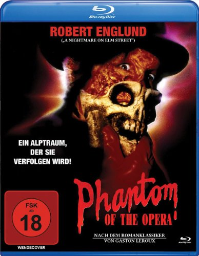 Phantom of the Opera [Blu-ray]