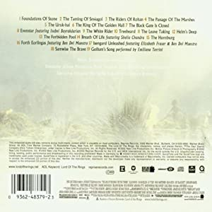 Lord Of The Rings - The Two Towers - Original Soundtrack from WARNER BROS