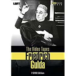 The Video Tapes - Friedrich Gulda