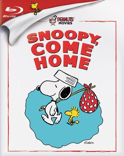 Blu-ray : Snoopy, Come Home (Widescreen)