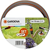 GARDENA 2713-U Hose Connection Set - Sprinkler System Pro