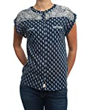 Pepe Jeans Women's Coupe droite Short sleeve Blouse