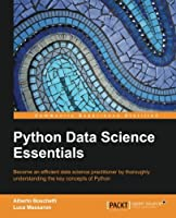 Python Data Science Essentials Front Cover