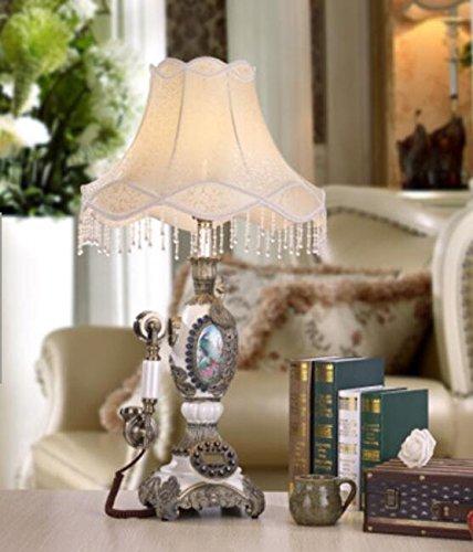 Moderne europ ische lampe telefon schlafzimmer for Moderne schlafzimmer lampe