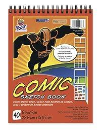 Pacon Comic Sketch Book, 9\