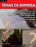 img - for Temas De Empresa: Libro Del Alumno (Spanish Edition) book / textbook / text book