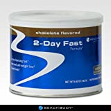 51LFbePVJYL. SL160  2 Day Fast Formula: Drop Up to 7 Pounds in 2 Days, Chocolate Flavor