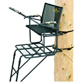Rivers Edge RE633 Twoplex 17'7 Two Man Hunting Comfort Ladder Treestand by Leverage