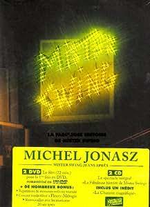 La Fabuleuse Histoire de Mister Swing (Coffret 2 CD + 2 DVD)