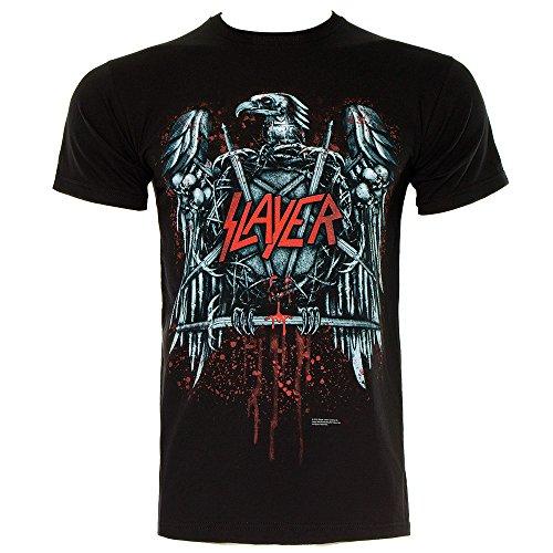 Slayer Ammunition T Shirt (Nero) - Medium