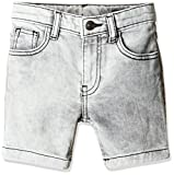 UCB Kids Boys' Shorts (16P4DENC009AI901_Grey_XX)