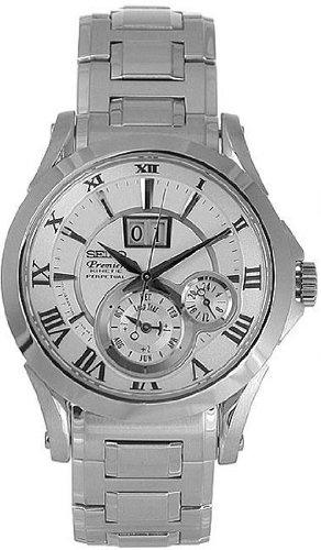 Seiko Men's Watches Premier Kinetic Perpetual SNP019P1 - 2 5