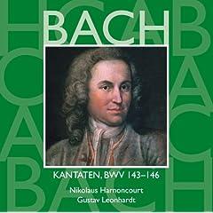 """Cantata No.144 Nimm, was dein ist, und gehe hin BWV144 : I Chorus - """"Nimm, was dein ist, und gehe hin"""" [Choir]"""