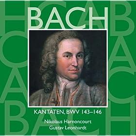 """Cantata No.146 Wir m�ssen durch viel Tr�bsal in das Reich Gottes eingehen BWV146 : IV Recitative - """"Ach! wer doch schon im Himmel w�r!"""" [Boy Soprano]"""