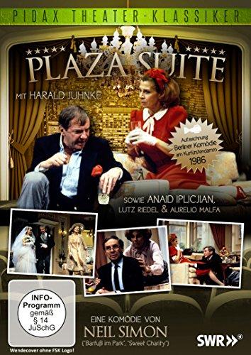 Plaza Suite - Erfolgskomödie mit Harald Juhnke (Pidax Theater-Klassiker)