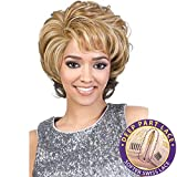 BeShe Swiss Lace Deep Part Lace Front Wig - LLSP-101 (10