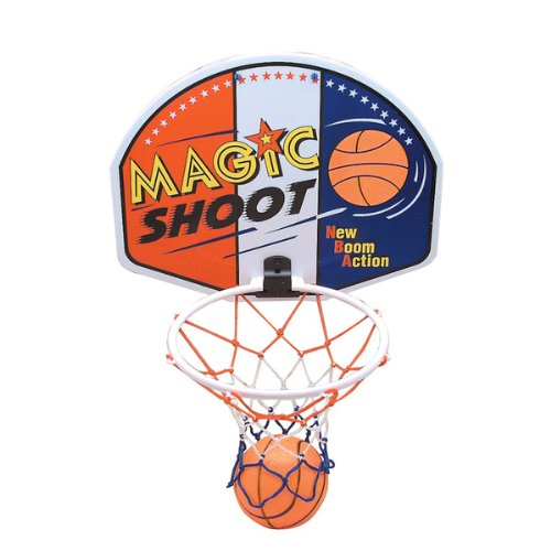 15.75 MAGIC SHOT BASKETBALL SET Case Pack 3