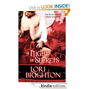 A Night Of Secrets, Historical Paranormal Romance (The Night Series)