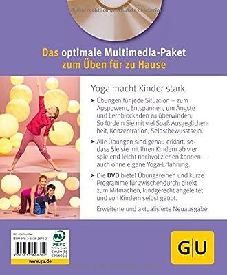 Yoga für Kinder (mit DVD) (GU Multimedia - P & F)