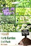 1000 Herb Seeds 6 in 1: Parsley/Basil/Chives/Mint/Dill/Ttyme/Marjoram/Garlic Chives/MULTI-BUY DISCOUNT/Will enhance any dish all year around