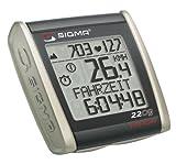 SIGMA Fahrrad Computer BC 2209 MHR Targa Picture