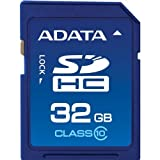 "A-Data Secure Digital High Capacity (SDHC) 32GB Speicherkarte (Retailverpackung)von ""A-Data"""