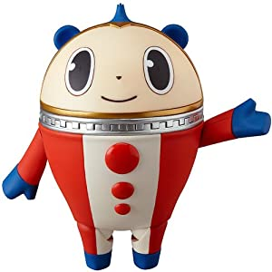 Amazon.com: Good Smile Persona 4: Kuma Nendoroid Action