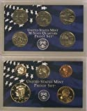 2001 US MINT PROOF COIN SET WITH STATE QUARTERS