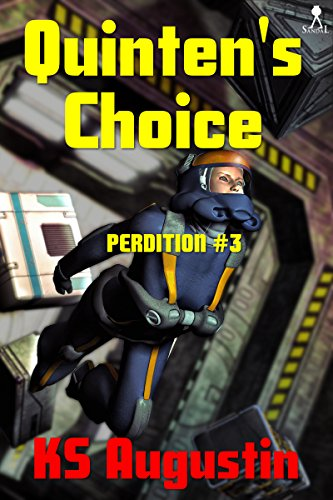 KS Augustin - Quinten's Choice: Series: Perdition #3 (English Edition)