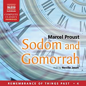 Sodom and Gomorrah: Remembrance of Things Past - Volume 4 | [Marcel Proust]
