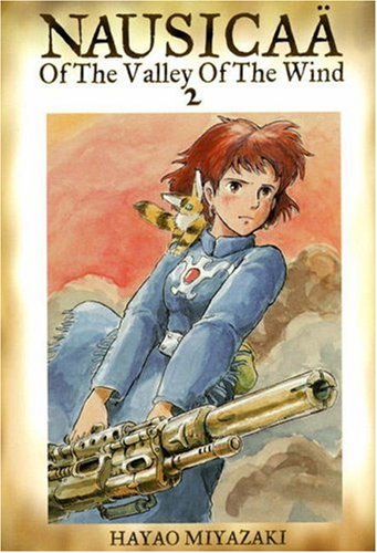 Nausicaa of the Valley of the Wind 2Hayao Miyazaki